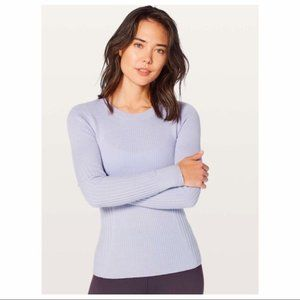 Lululemon Feeling Balanced Sweater